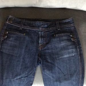 Citizens of Humanity original cropped jeans 28